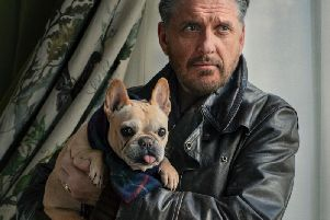 Craig Ferguson will be back at the Fringe 33 years after making his stand-up debut at the event.