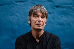 Ian Rankin Picture: AFP/Getty Images