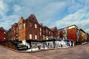 Edinburgh Castle markets £8m Canongate building set to house boutique hotel