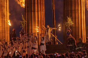 Beltane 2019. PIC: Ian Georgeson Photography