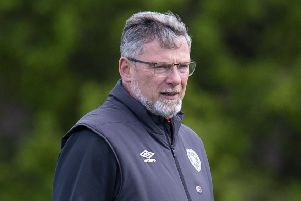 Hearts manager Craig Levein will have some big decisions to make before May 25