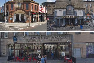 Edinburgh has plenty of Wetherspoon pubs to choose from. Here are how they were rated by customers.