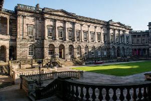 Academics have penned an open letter to Edinburgh University.