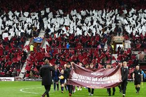 Hearts fans will have a big role to play at Hampden