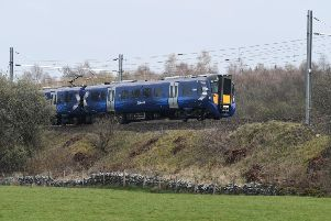 ScotRail  asks questions like whether it was a paper ticket, the cost, class, how the ticket was paid for, whether it was at peak time and the dates for which the ticket was valid. Picture: John Devlin