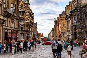 Walking tours are one of the best ways to get to know the real Edinburgh, and there's plenty to choose from.