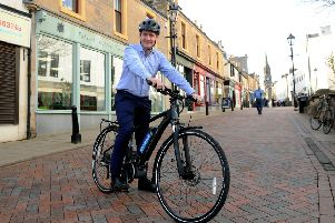 Transport Secretary Michael Matheson. Picture: Michael Gillen