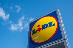 Lidl are set to create hundreds of new jobs at their Eurocentral Warehouse.