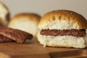 Lorne sausage is a traditional Scottish food.