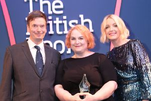 Edinburgh's Golden Hare Books wins Independent Bookshop of the Year at the British Book Awards'Edinburgh.