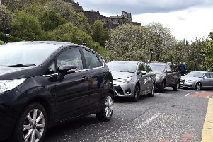 Turo, which launches north of the Border today, is the biggest app in Britain pairing car owners with drivers seeking short-term rentals. Picture: Lisa Ferguson