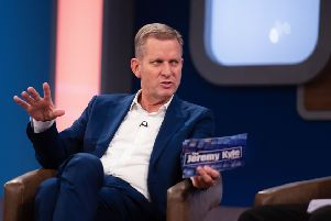The Jeremy Kyle Show has been cancelled for good. Picture: ITV