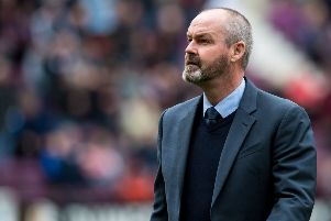 Steve Clarke looks set to be named the new Scotland manager. Picture: SNS Group