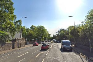 Queensferry Road at Drum Brae North. Pic: Google Maps