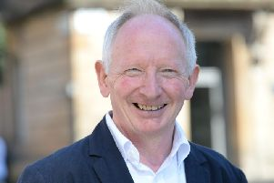 Scottish Review of Books editor Alan Taylor. Picture: SRB