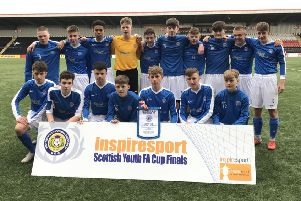 Musselburgh Windsor Under-15s