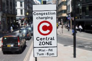 Congestion charging in Edinburgh remains a hot topic among our readers.