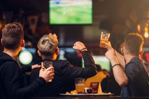 For those unable to make it to Hampden for the cup final, watching the game in a pub will be the next best thing (Photo: Shutterstock)