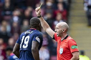The players who committed the most fouls in the 2018/19 Scottish Premiership - ranked in order
