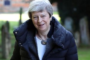 Theresa May has announced her departure