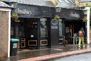 Smithies Ale House on Eyre Place