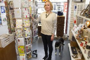 Gill Norval in The Creative Showroom