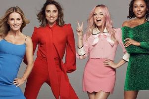 Four of the original five members of the Spice Girls will perform in Edinburgh on Saturday (8 June) (Photo: Publicity)