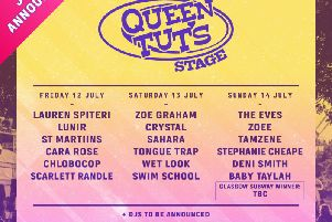 TRNSMT's organisers hope the advent of the Queen Tut's Stage will help encourage a new generation of female headliners to emerge.