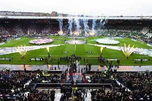 Hearts and Celtic met in this year's Scottish Cup final on May 25