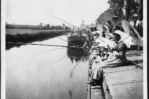 A peace garden is being dedicated on Wednesday to the Scotland's 'barge sisters', the nurses who transported seriously wounded soldiers in 'hospital barges' along the canals in France, Flanders, and later the Nile