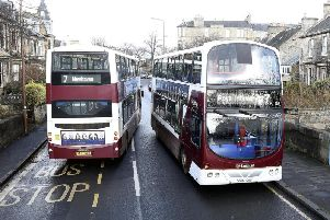 Lothian Buses says it has invested 11.4 million, including the purchase of 91 new buses