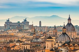 New laws have been brought in to crack down on tourists in Rome.