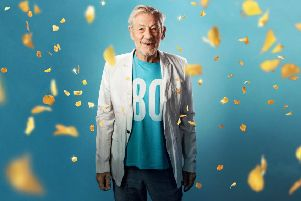 Sir Ian McKellen is one of the stars appearing at the EIF this year. Picture: Oliver Rosser/Feast Creative