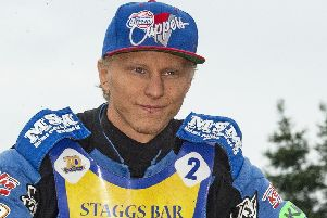 Victor Palovaara is still waiting to make his Monarchs debut second time around. Pic: Ron MacNeill
