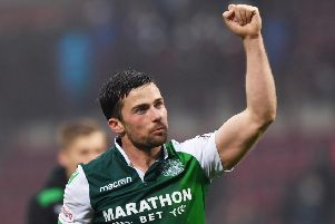 Lewis Stevenson has been a stalwart. Picture: SNS