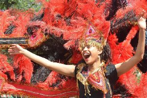 The Edinburgh Festival Carnival parade will be on Sunday, July 14. Picture: Contributed