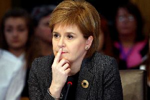 Nicola Sturgeon can't be blamed for doing what comes naturally