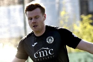 Blair Henderson was last season's SPFL League Two player of the year