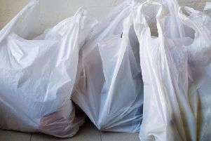 Boots have banned plastic bags from 53 of its stores from today (Photo: Shutterstock)