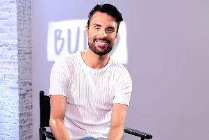 Could Rylan cope with meeting Donald Trump? Picture: PA
