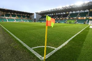Easter Road has been rebuilt under Sir Tom Farmer's watch. Pic: SNS