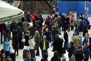 Waverley station was found to exceed its annual NO2 limit in just two weeks