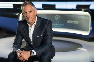 Gary Lineker is the BBC's highest-earner according to its published list. Picture: PA