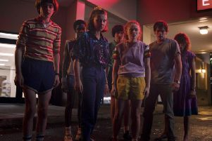 Stranger Things will is released on Netflix on Thursday. Picture: Netlfix/PA