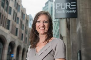 """Pure Spa founder and chief executive Becky Woodhouse said the growth loan directly funded"""" its five new spa locations. Picture: Contributed"""