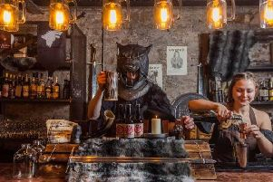 Game of Thrones pop up bar arrives in Edinburgh