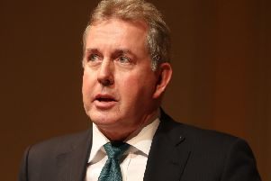 Sir Kim Darroch's leaked emails have caused embarrassment. Picture: PA