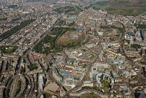 Report also shows that most of the big deals in the Scottish capital are being conducted off market. Picture: Contributed