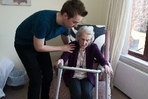 Mobility issues are a massive concern for the elderly. Picture: John Devlin