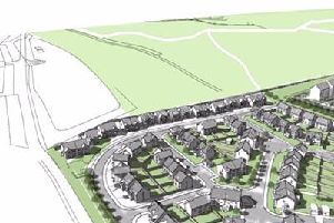 An artist's impression of the proposed development at Little France (Photo: Springfield)